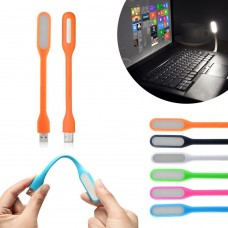 Flexible USB LED Light for Laptops/PCs/Camping/Reading