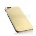 Motomo Luxury Brushed Aluminium Case for iPhone 6/6S - Gold