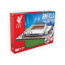 Official Licensed Liverpool Anfield Stadium 3D Puzzle Model Football Club