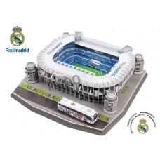 Official Licensed Real Madrid Estadio Santiago Bernabeu Stadium 3D Puzzle Model Football Club