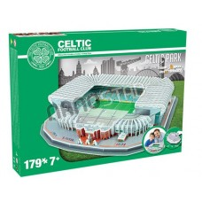 Official Licensed Celtic Park Stadium 3D Puzzle Model Football Club