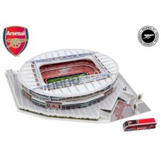 Emirates 3D Football Stadium Model Puzzle
