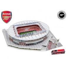 Emirates 3D Football Stadium Model Puzzle