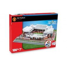 Official Licensed Manchester United Old Trafford Stadium 3D Puzzle Model Football Club