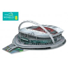 Wembley England 3D Football Stadium Model Puzzle
