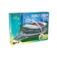 Official Licensed Wembley Stadium 3D Puzzle England Football Stadium Model