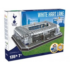 Official Licensed Tottenham Hotspur White Hart Lane Stadium 3D Puzzle Model Football Club