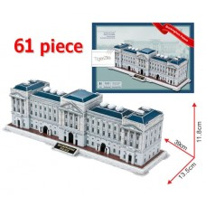 Buckingham Palace London England 3D Puzzle