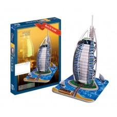 Burj Al Arab Dubai 3D Puzzle