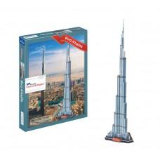 Burj Khalifa Tower Dubai 3D Puzzle