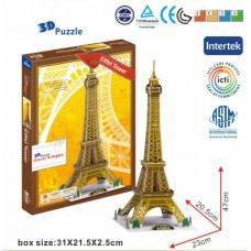 Eiffel Tower 3D Puzzle Paris France