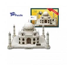 Taj Mahal Agra India 3D Puzzle Model