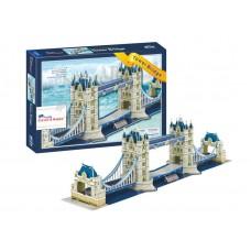 Tower Bridge London England 3D Puzzle Model