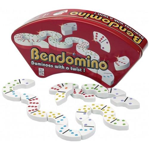 Paul Lamond Games Bendominoes Dominoes With A Twist Game