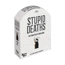 Stupid Deaths Game - by University Games